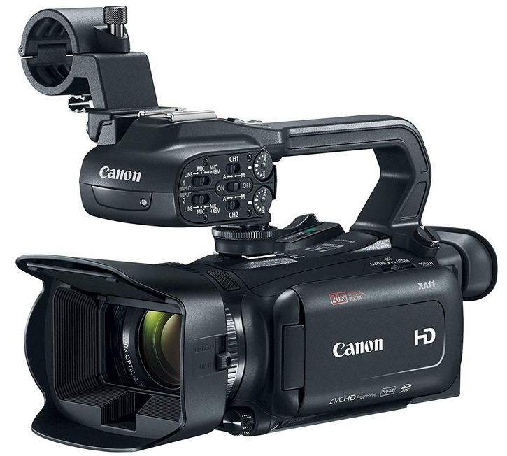 Canon XA11 PewDiePie's Camera