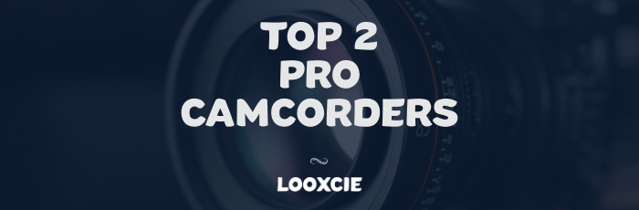 top 2 pro camcorders