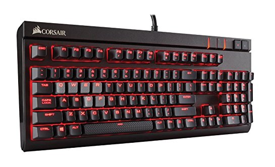 pewdiepie's keyboard corsair