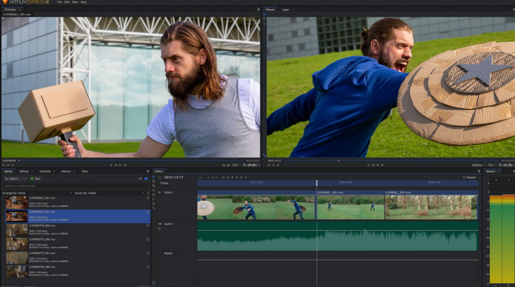 Top 9 Free & Open Source Video Editing Software [2019]