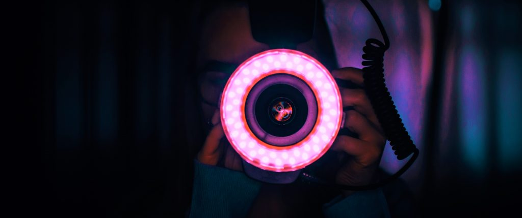 ring light for video and youtube