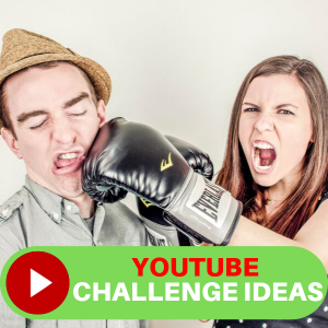 youtube challenge ideas