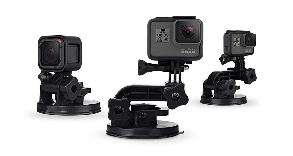 go pro suction cup